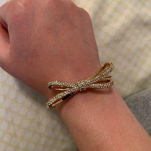 Kate Spade Bow tie bracelet